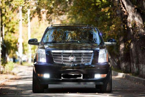 Cadillac Escalade 2006 - отзыв владельца