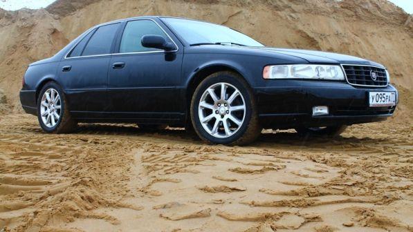 Cadillac Seville 2003 - отзыв владельца