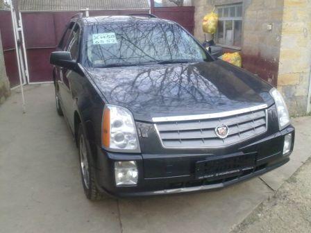 Cadillac SRX 2004 - отзыв владельца