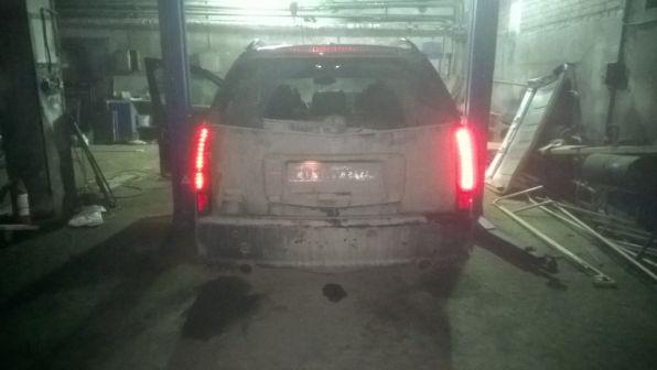 Cadillac SRX 2009 - отзыв владельца
