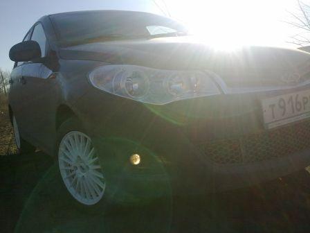 Chery Bonus A13 2012 - отзыв владельца