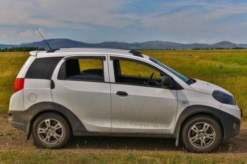 Chery indiS S18D 2012 - отзыв владельца