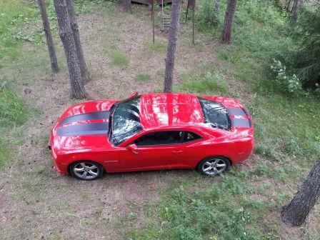 Chevrolet Alero 2012 - отзыв владельца