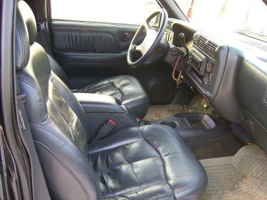 Chevrolet Blazer, 1996