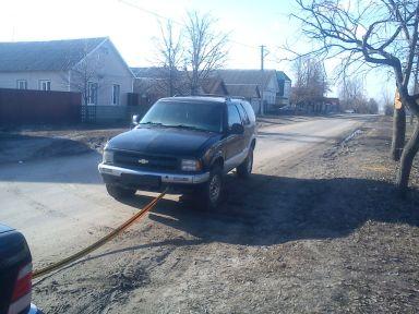 Chevrolet Blazer 1994 отзыв автора | Дата публикации 09.03.2015.