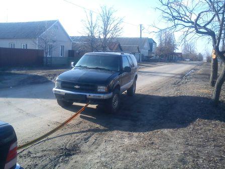 Chevrolet Blazer 1994 - отзыв владельца