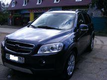 Chevrolet Captiva, 2007