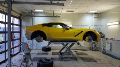 Chevrolet Corvette, 2014