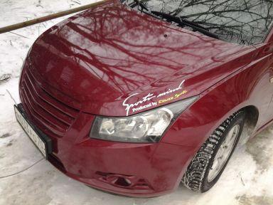 Chevrolet Cruze, 2009