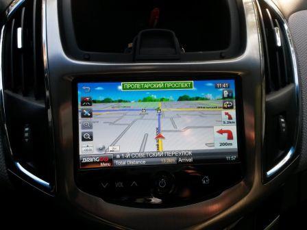 Chevrolet Cruze  - отзыв владельца