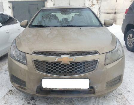 Chevrolet Cruze 2010 - отзыв владельца