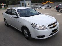 Chevrolet Epica 2011 отзыв владельца   Дата публикации: 19.08.2014