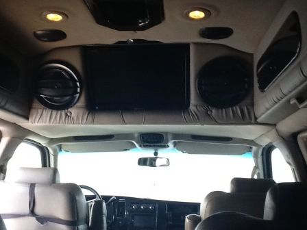 Chevrolet Express 2008 - отзыв владельца