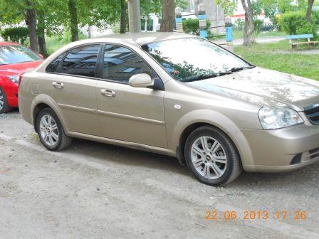 Chevrolet Lacetti  - отзыв владельца