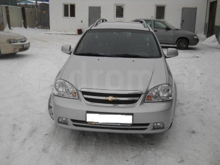 Chevrolet Lacetti 2012 - отзыв владельца