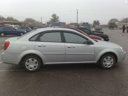 Chevrolet Lacetti 2010 - отзыв владельца