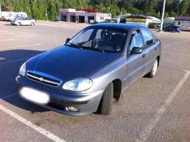 Chevrolet Lanos 2006 отзыв автора | Дата публикации 20.07.2014.