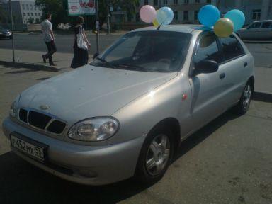 Chevrolet Lanos, 2010