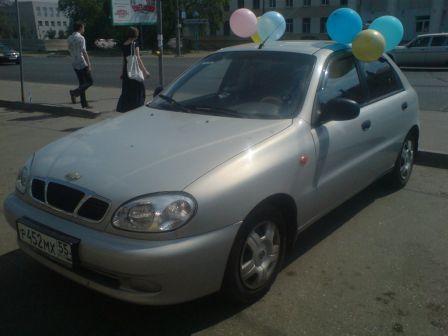 Chevrolet Lanos 2010 - отзыв владельца