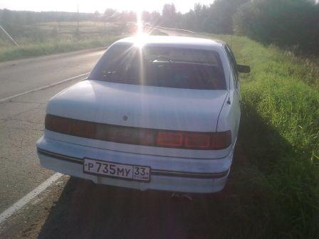 Chevrolet Lumina 1994 - отзыв владельца