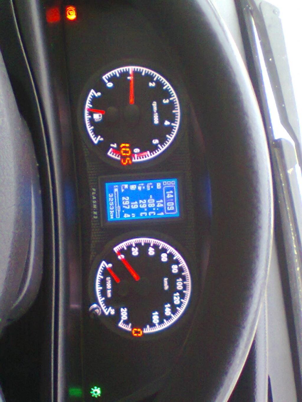 Моя панелька, все время радует когда сидишь за рулём!!!