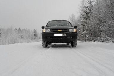 Chevrolet Niva, 2013
