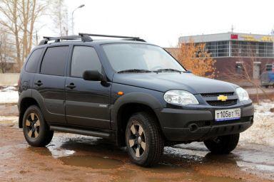 Chevrolet Niva 2011 отзыв автора | Дата публикации 20.02.2014.