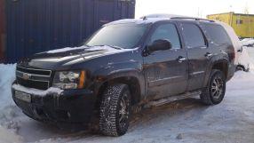 Chevrolet Tahoe, 2007