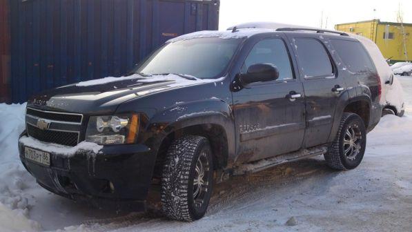 Chevrolet Tahoe 2007 - отзыв владельца