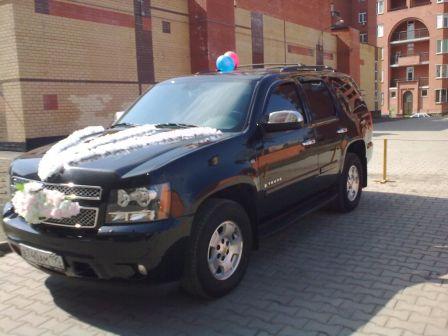 Chevrolet Tahoe 2008 - отзыв владельца