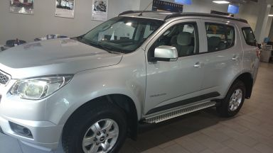 Chevrolet TrailBlazer, 2014