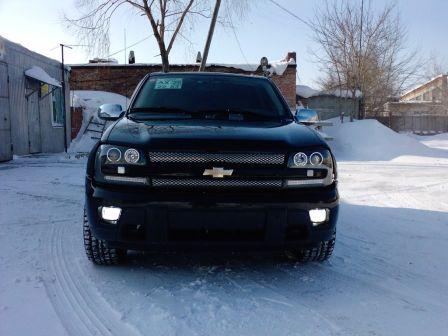 Chevrolet TrailBlazer 2005 - отзыв владельца