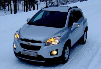 Chevrolet Trax 2013 отзыв автора | Дата публикации 13.12.2014.