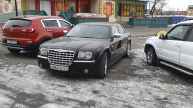 Chrysler 300C, 2007