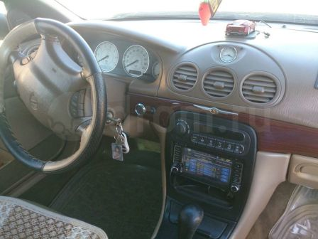 Chrysler 300M 1999 - отзыв владельца