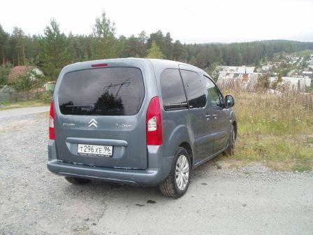 Citroen Berlingo 2012 - отзыв владельца