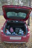 Багажник 400 литров.