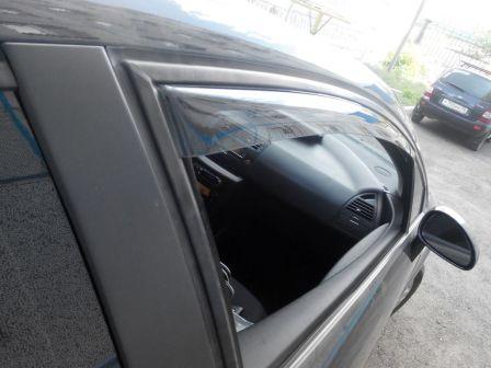 Citroen C4 2006 - отзыв владельца
