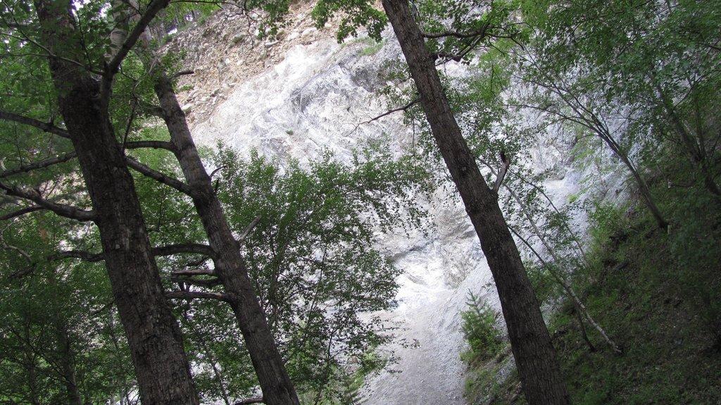 По пути на водопады...
