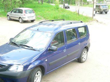 Dacia Logan MCV 2007 отзыв автора | Дата публикации 29.10.2014.