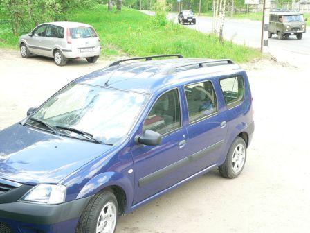 Dacia Logan MCV 2007 - отзыв владельца