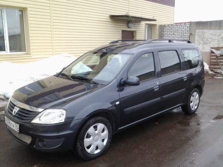 Dacia Logan MCV 2009 - отзыв владельца
