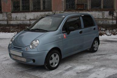Daewoo Matiz, 2011
