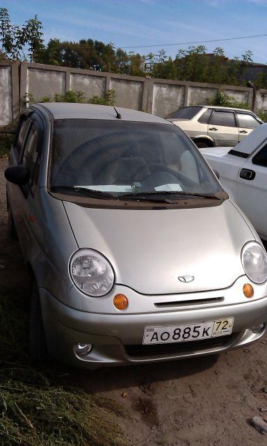 Daewoo Matiz, 2006