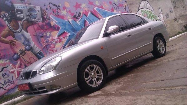 Daewoo Nubira 2003 - отзыв владельца