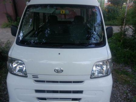 Daihatsu Hijet 2007 - отзыв владельца