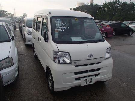 Daihatsu Hijet 2009 - отзыв владельца