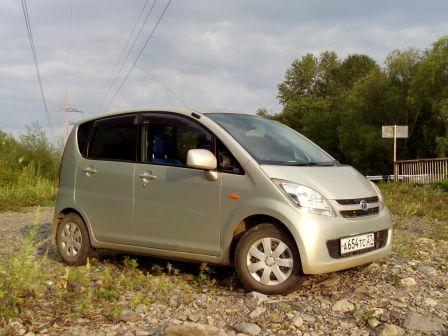 Daihatsu Move 2007 - отзыв владельца