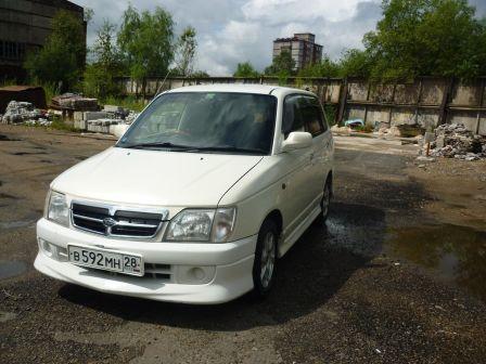 Daihatsu Pyzar 2002 - отзыв владельца