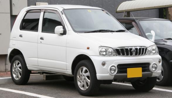 Daihatsu Terios Kid 2001 - отзыв владельца